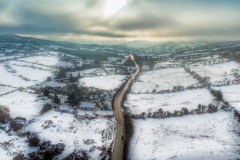 Camlough-lake-south-armagh-snow-january-2021-2