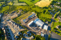 Crossmaglen-village-south-armagh-aerial-picture-2