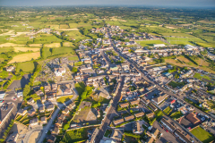 Crossmaglen-village-south-armagh-aerial-picture-4