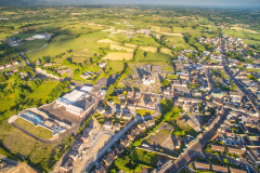 Crossmaglen-village-south-armagh-aerial-picture-5
