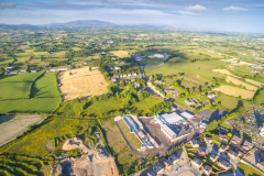 Crossmaglen-village-south-armagh-aerial-picture-6
