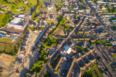 Crossmaglen-village-south-armagh-aerial-picture-7